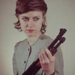 PHIXATIVE -- Portland's Robbie Augspurger's Vintage Portraits Will Melt Your Panties