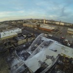 We Have Aerial Footage Of The Phoenix Welding Explosion Aftermath