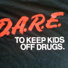 DARE Programs Across The Country Are Losing School Funding