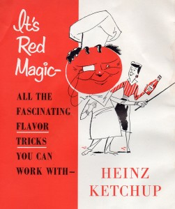 ketchup magic