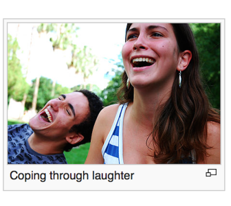 copingthrough laughter