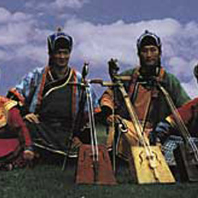 On Blast: Tuvan Throat Singing