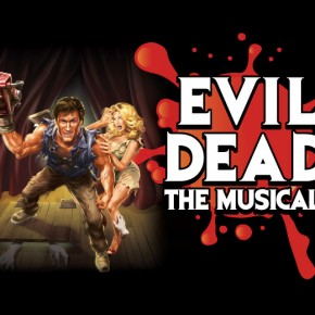 The Twisted Humor of 'Evil Dead: The Musical' Splattered Mesa
