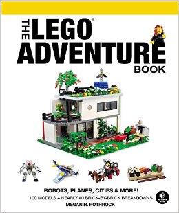 lego adventure book delunula book review