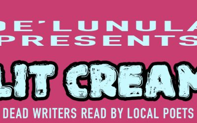 Smear Yourself in Literature at Lit Cream!