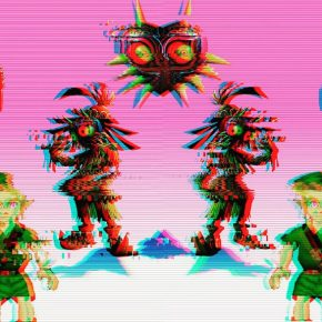 Zelda Vaporwave is the Bestwave